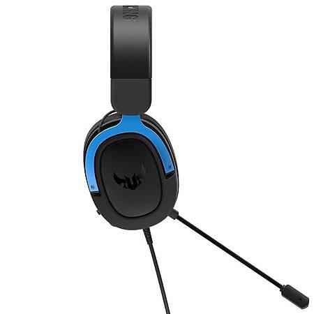 Asus TUF Gaming H3 Blue 7.1 Gaming Kulaklýk