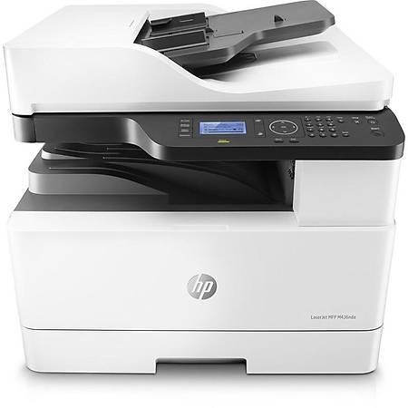 HP LaserJet Pro M436NDA Fotokopi Tarayýcý Network Dublex A3 Yazýcý W7U02A