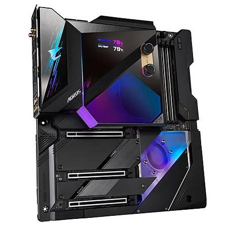 GIGABYTE Z590 AORUS XTREME WATERFORCE DDR4 5400MHz (OC) HDMI M.2 USB3.2 ATX 1200p