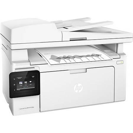 HP LaserJet Pro M130FW Fotokopi Tarayýcý Faks Wi-Fi Lazer Yazýcý G3Q60A