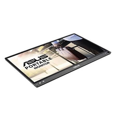 ASUS ZenScreen 15.6 MB16ACE 1920x1080 Type-C 5ms Taþýnabilir IPS Monitör