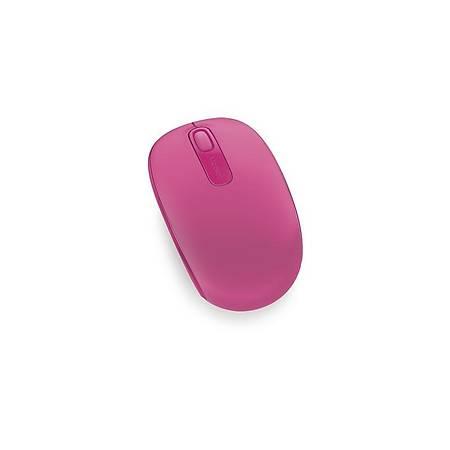 Microsoft Kablosuz Mouse 1850 Pembe U7Z-00064