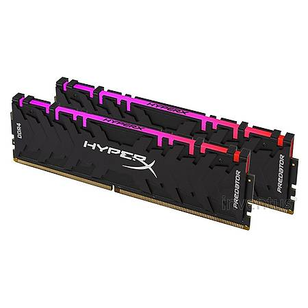 Kingston HyperX Fury 16GB (2x8GB) DDR4 2933MHz RGB CL15 Ram