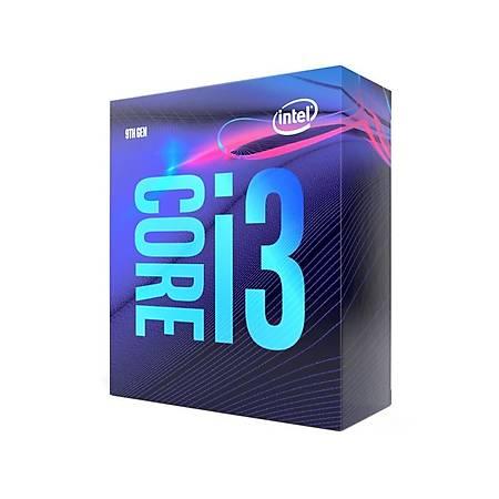 Intel Core i3 8100 Soket 1151 3.6GHz 6MB Cache Islemci