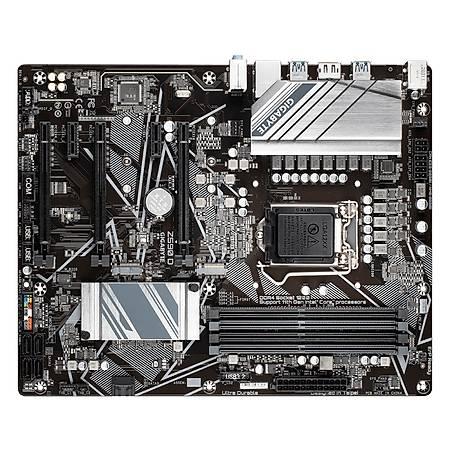 GIGABYTE Z590 D DDR4 5333MHz (OC) DP M.2 USB3.2 RGB ATX 1200p