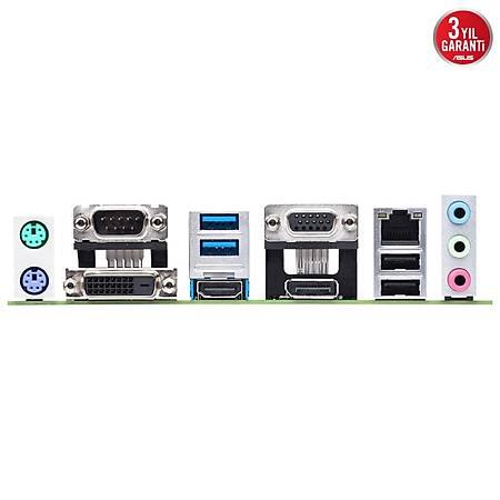 ASUS PRO H510M-C/CSM DDR4 2933MHz VGA DVI HDMI DP M.2 USB3.2 Micro-ATX 1200p