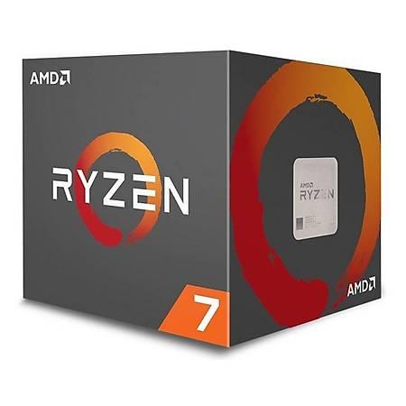 AMD Ryzen 7 2700X Soket AM4 3.7GHz 20MB Cache Ýþlemci