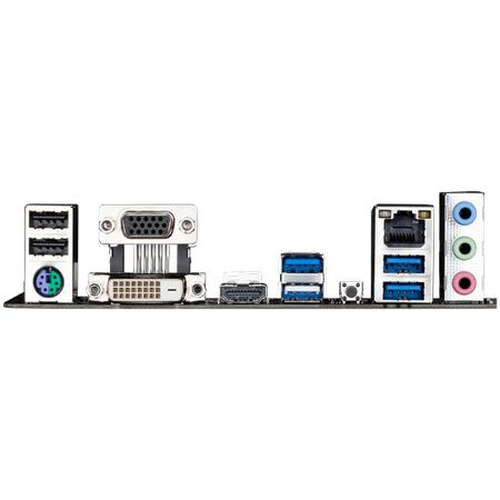 GIGABYTE B550M GAMING DDR4 4266MHz (OC) HDMI DVI-D VGA M.2 USB 3.2 mATX AM4