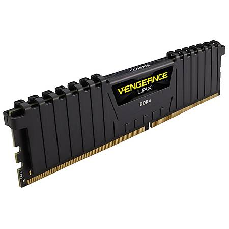 Corsair Vengeance LPX 16GB (2x8GB) DDR4 4400MHz CL19 Siyah Ram