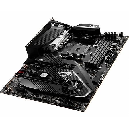 MSI MPG X570 GAMING PRO CARBON Wi-Fi DDR4 4400MHz(OC) RGB M.2 HDMI ATX AM4