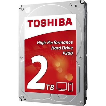 Toshiba P300 3.5 2TB 7200Rpm 64Mb Sata 3 HDWD120UZSVA