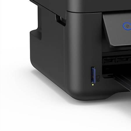 Epson L4160 Fotokopi Tarayýcý Renkli Wi-Fi Tanklý Yazýcý