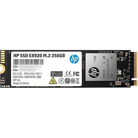 HP EX920 256GB M.2 2280 SSD Disk 2YY45AA