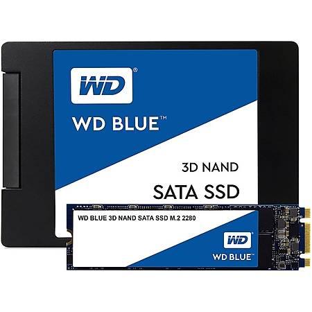 WD Blue Serisi 1TB M.2 SSD Disk WDS100T2B0B