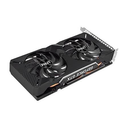 Palit GeForce GTX 1660 SUPER GP Dual 6GB OC 192Bit GDDR6