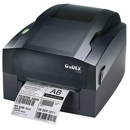 Godex G300 203 dpi Usb RS-232c Barkod Yazıcı