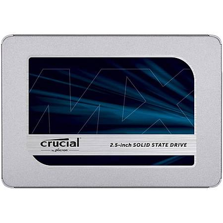 Crucial MX500 500GB Sata 3 SSD Disk CT500MX500SSD1