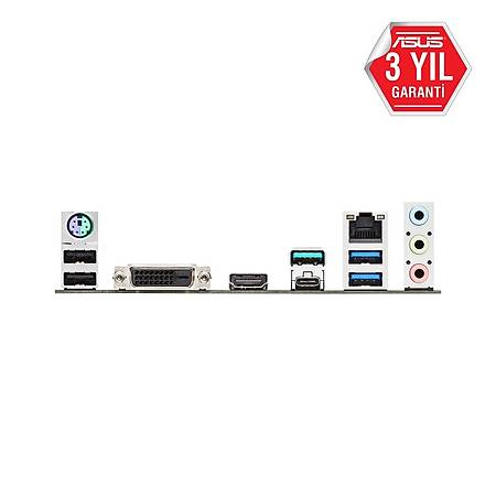 ASUS TUF B450M PRO GAMING DDR4 4400MHz HDMI DVI M.2 AURA RGB mATX USB 3.1 AM4