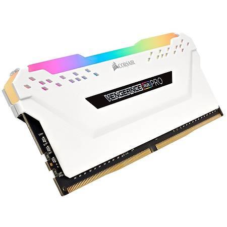 Corsair Vengeance Rgb Pro 128GB (8x16GB) DDR4 3200MHz CL16 Beyaz Ram
