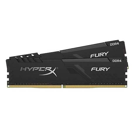 Kingston HyperX Fury 16GB (2x8GB) DDR4 3600MHz CL17 Ram