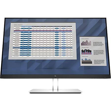 HP E27 G4 9VG71AA 27 1920x1080 60Hz 5ms HDMI VGA DP IPS Monitör