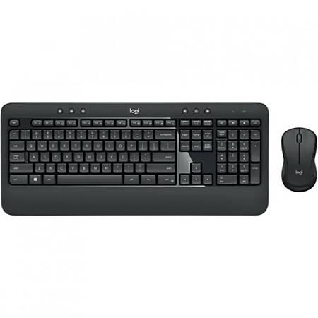 Logitech MK540 Kablosuz Klavye Mouse Set Siyah 920-008687