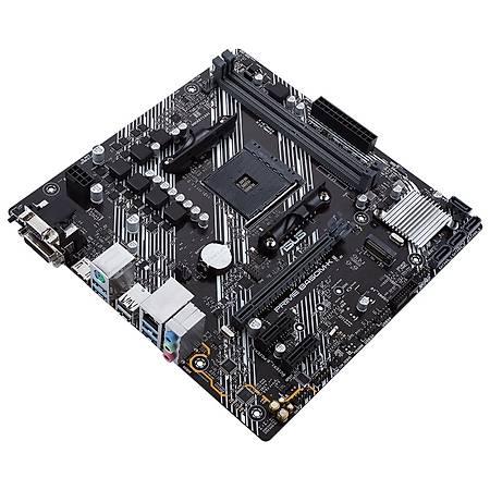 ASUS PRIME B450M-K II DDR4 4400MHz VGA HDMI DVI M.2 USB 3.2 mATX AM4