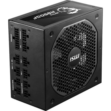 MSI MPG A850GF 850W 80+ Gold Full Modüler 140mm Fanlý Power Supply