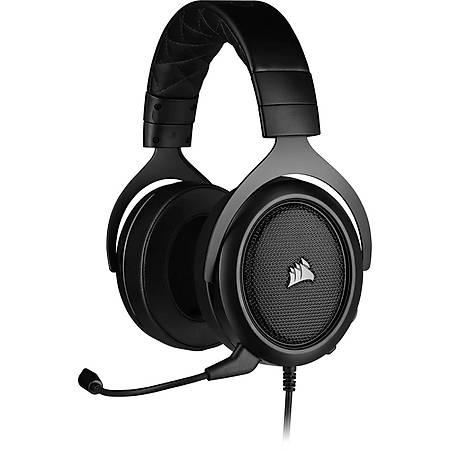 Corsair HS50 Pro Stereo Siyah Gaming Kulaklýk