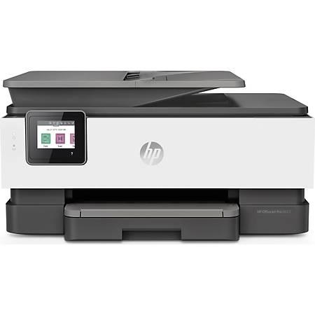 HP OfficeJet Pro 8023 Fotokopi Tarayýcý Faks Wi-Fi Yazýcý 1KR64B