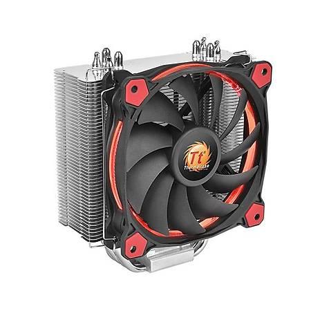 Thermaltake Riing Silent Kýrmýzý Led Intel ve AMD Uyumlu Ýþlemci Soðutucusu