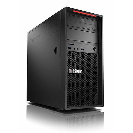Lenovo ThinkStation P330 30C50062TX Intel Xeon E-2124G 8GB 1TB 256GB SSD 2GB Nvidia Quadro P620 Windows 10 Pro