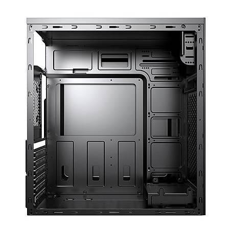 PowerBoost VK-G3621C Mesh Panel Siyah ATX Kasa PSU Yok