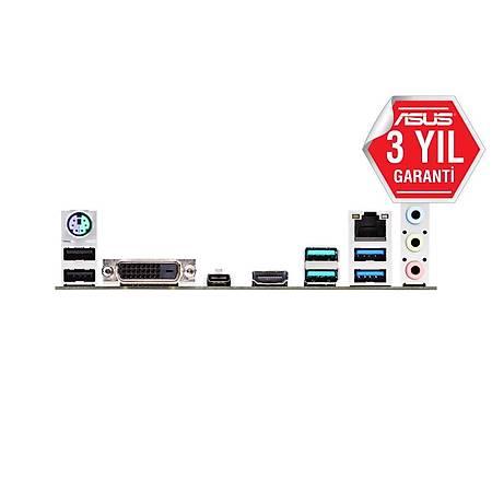ASUS TUF B450-PLUS GAMING DDR4 3466MHz (OC) DVI HDMI M.2 USB3.1 AURA RGB ATX AM4