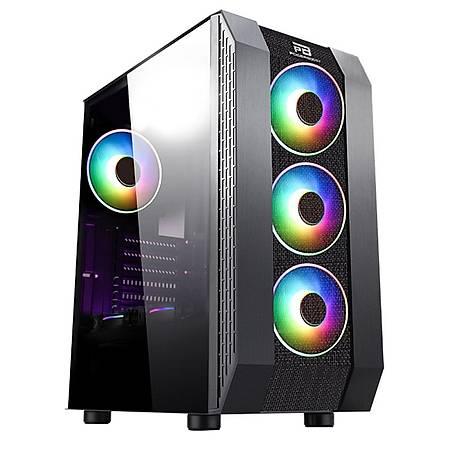 Power Boost VK-P3305B 500W Mid-Tower Siyah Kasa