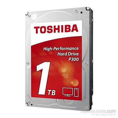Toshiba P300 3.5 1TB 7200Rpm 64Mb Sata 3 HDWD110UZSVA