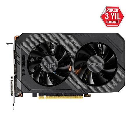 ASUS TUF GeForce GTX 1660 Ti 6GB OC 192Bit GDDR6