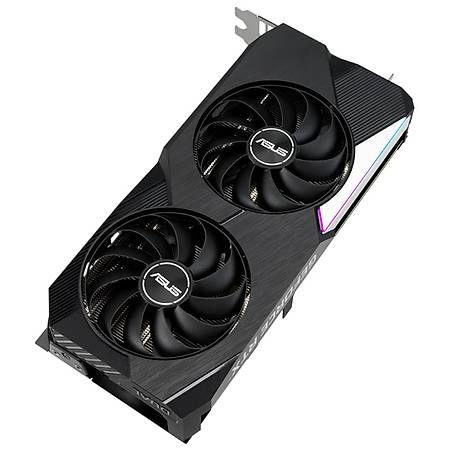 ASUS Dual GeForce RTX 3060 Ti OC Edition 8GB 256Bit GDDR6