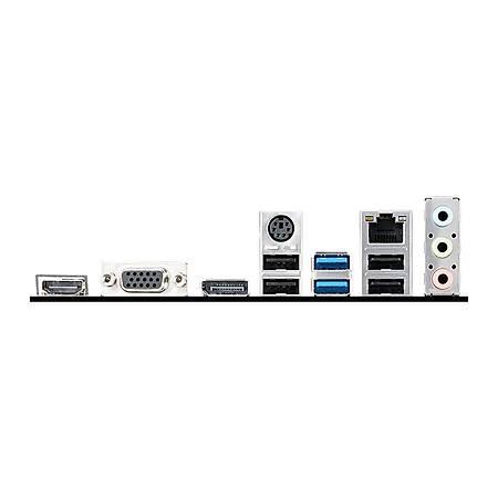 MSI H510M PRO DDR4 3200MHz VGA HDMI DP M.2 USB3.2 Micro-ATX 1200p