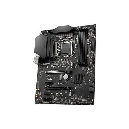 MSI Z590 PLUS DDR4 5333MHz HDMI DP M.2 USB3.2 ATX 1200p