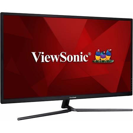 ViewSonic 32 VX3211-4K-MHD 3840x2160 60Hz 3ms Hdmý Dp Ultra HD Monitör