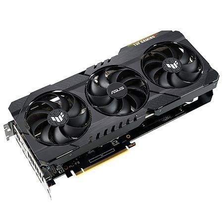 ASUS TUF Gaming GeForce RTX 3060 Ti OC Edition 8GB 256Bit GDDR6