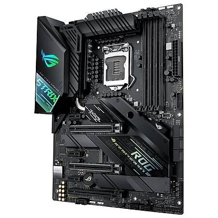 ASUS ROG STRIX Z490-F GAMING DDR4 4600MHz (OC) HDMI DP TYPE-C M.2 RGB USB 3.2 ATX 1200p