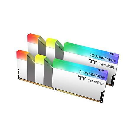 Thermaltake Toughram RGB 16GB (2x8) DDR4 4000MHz CL19 Beyaz Ram