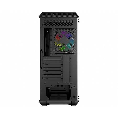 MSI MPG GUNGNIR 100 Temperli Cam ATX Gaming Bilgisayar Kasasi PSU Yok
