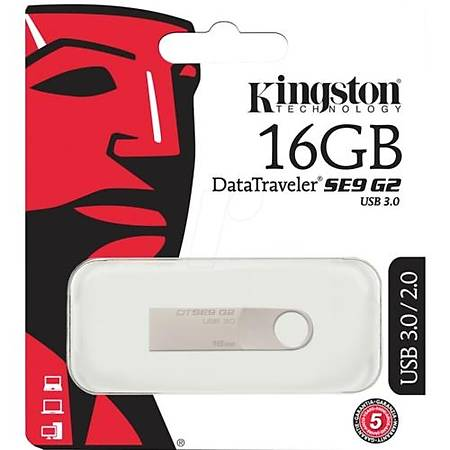 Kingston 16GB USB 3.0 Memory DTSE9G2/16G