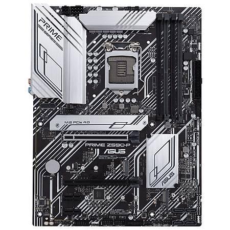 ASUS PRIME Z590-P DDR4 5000MHz DP HDMI 3xM.2 USB3.2 AURA RGB 2.5Gbit ATX 1200p