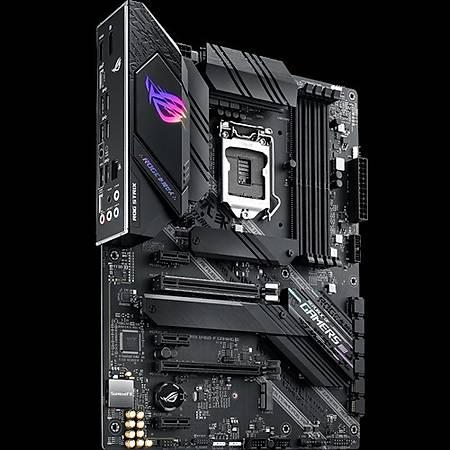 ASUS ROG STRIX B460M-F GAMING DDR4 2933MHz HDMI DP TYPE-C RGB M.2 ATX 1200p