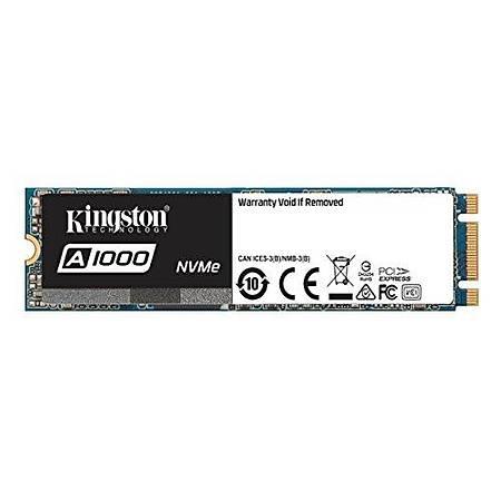 Kingston A1000 480GB NVMe M.2 SSD Disk SA1000M8/480G