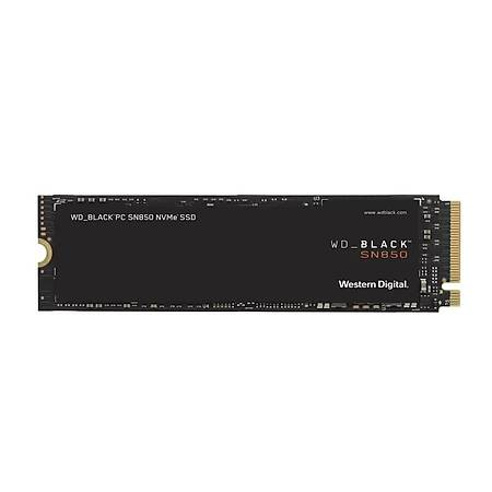 WD Black SN850 500GB M.2 2280 SSD Disk WDS500G1X0E
